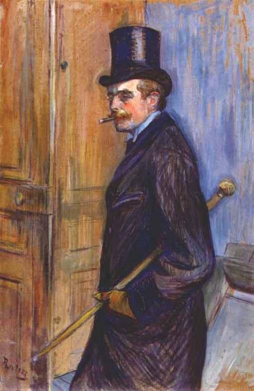 Toulouse Lautrec - Monsieur Louis Pascal -1891