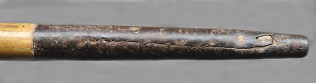 Technique du piqué 047 - embout