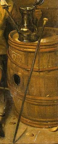 DETAIL 2 Steen Jan havicksz-Na de Drink Partij 1655.1665-panneau-Rijksmuseum Amsterdam