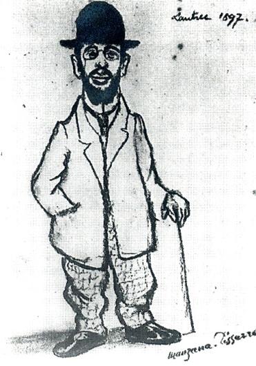 Manzana-Pissarro. Toulouse-Lautrec. 1897