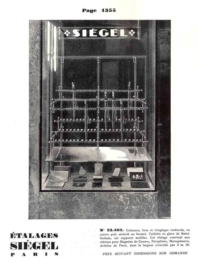 étalages siégel - catalogue page 1355