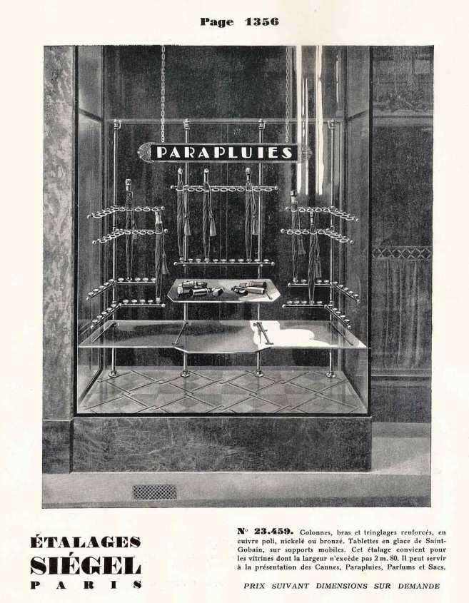 étalages siégel - catalogue page 1356