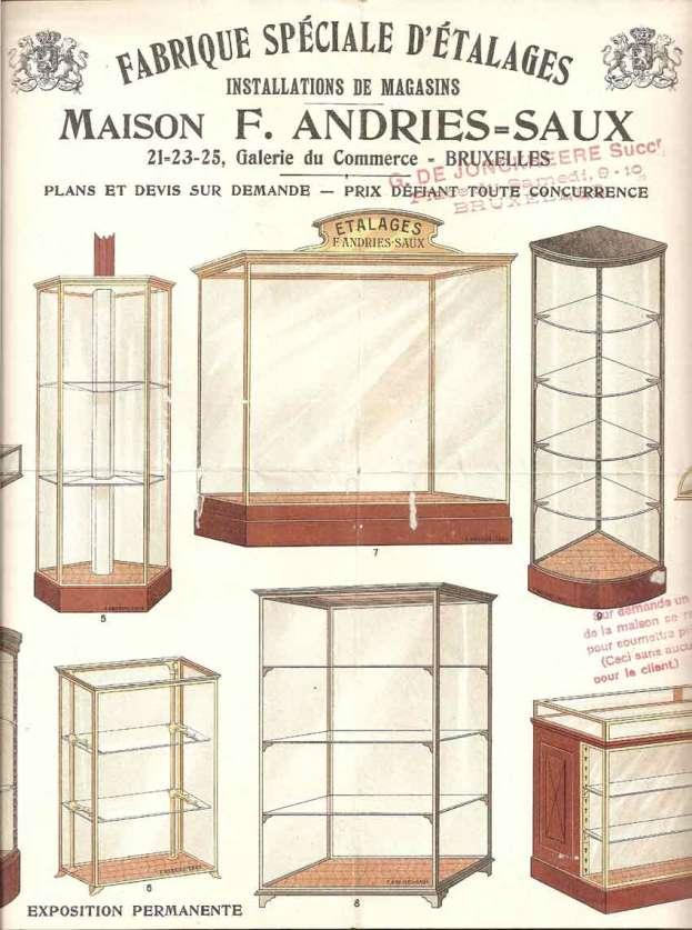 Catalogue Etalages 1