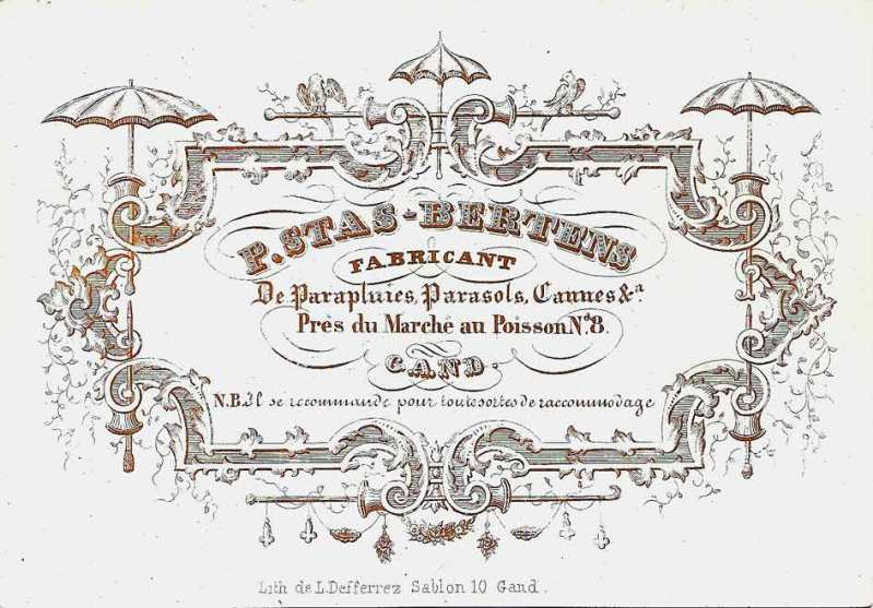 CANNE - CARTE PORCELAINE - Stas-Bertens 87Ko
