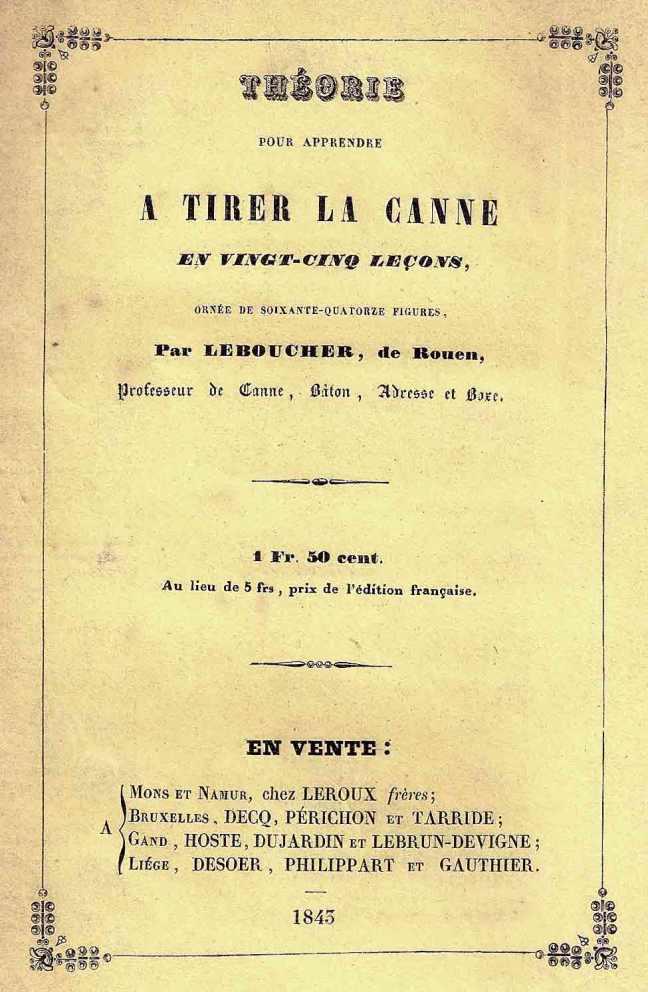 théorie à tirer la canne-Leboucher_ de Rouen-1843