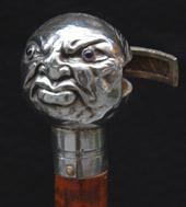 tête argent pyrogène