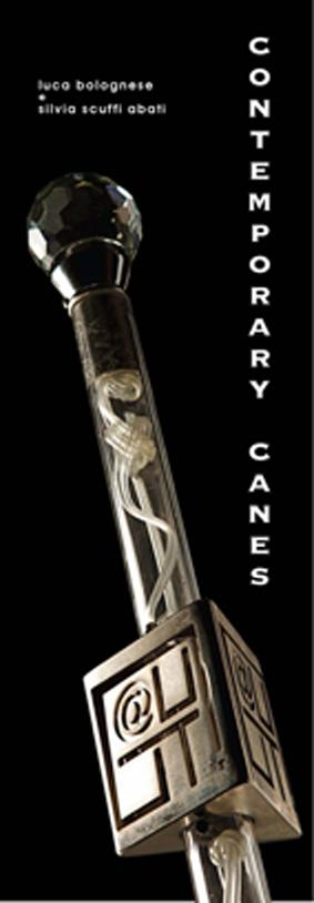 2008- bastoni contemporanei da passaggio Lucas Bolognese& silvia scuffi abat-firenze - B