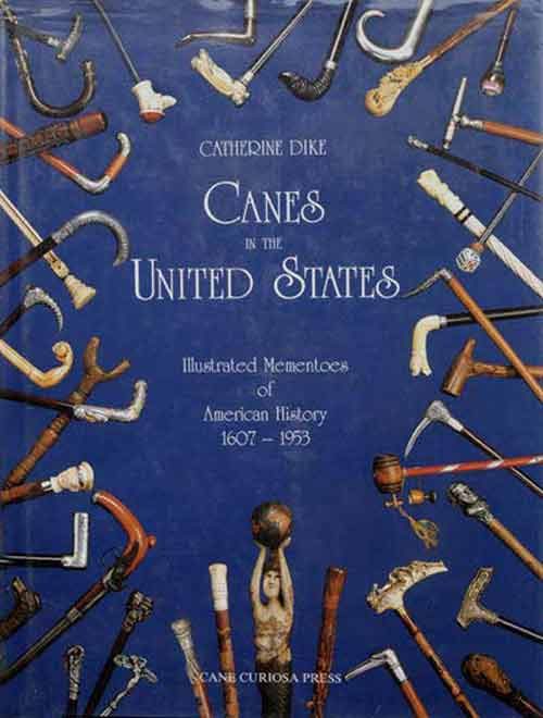 CANNES-Canes in The United States-C.DIKE 1994-ISBN 0-9642249-0-9  b