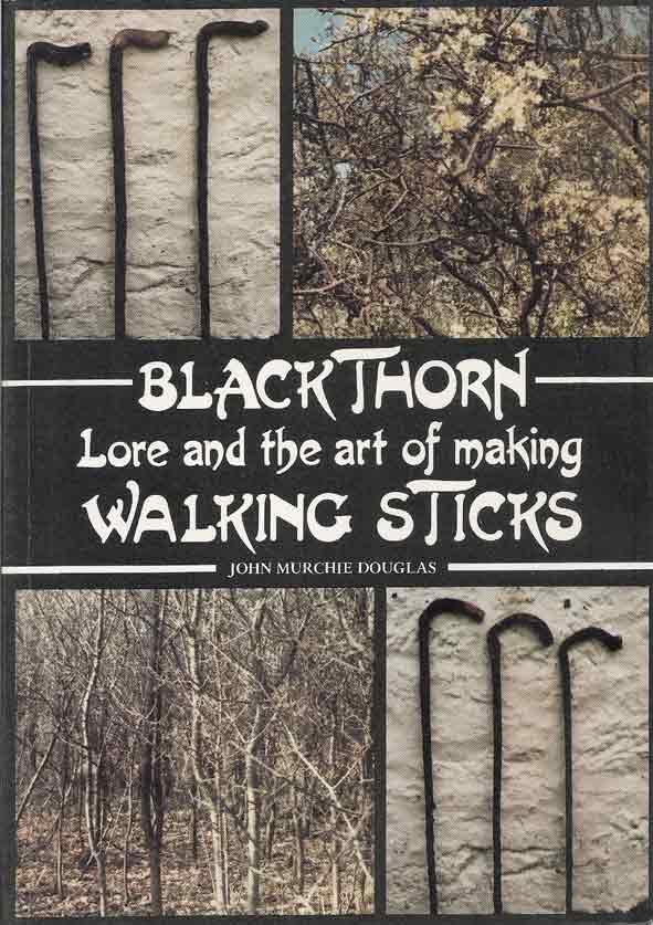 1984-Black Thorn Walking Sticks - John Marchie Douglas