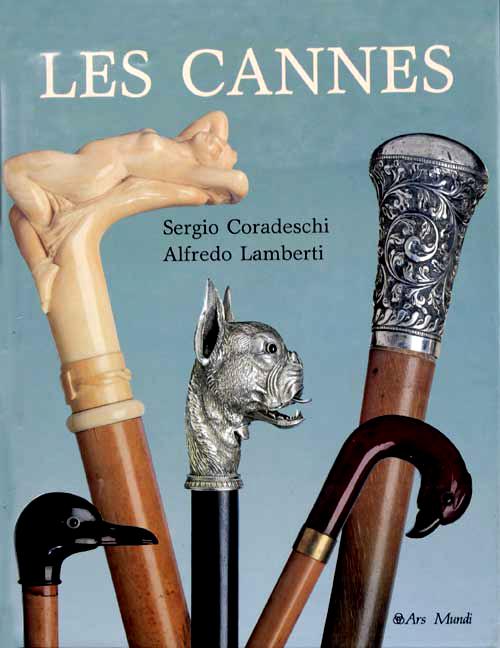 CANNES-Les cannes - Bastoni - 1982 It & 1986 Fr