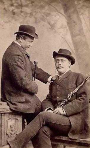 Cannes - Photos anciennes - 2 hommes avec cannes.jpg