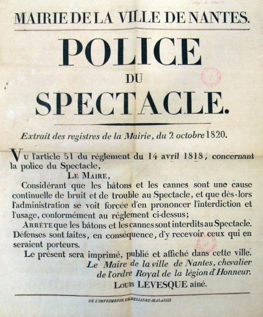 CANNES-Arrêté contre les cannes-1838-archives Nantes-b.jpg