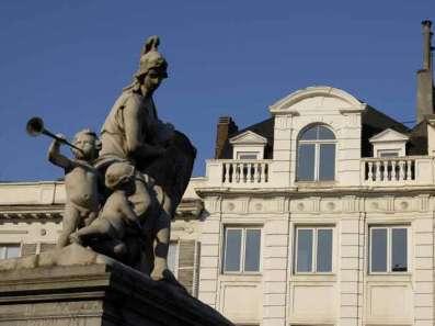 Monument au SABLON 2009