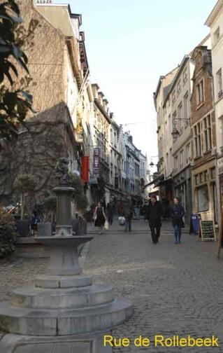 Rue de Rollebeek - SABLON 2009