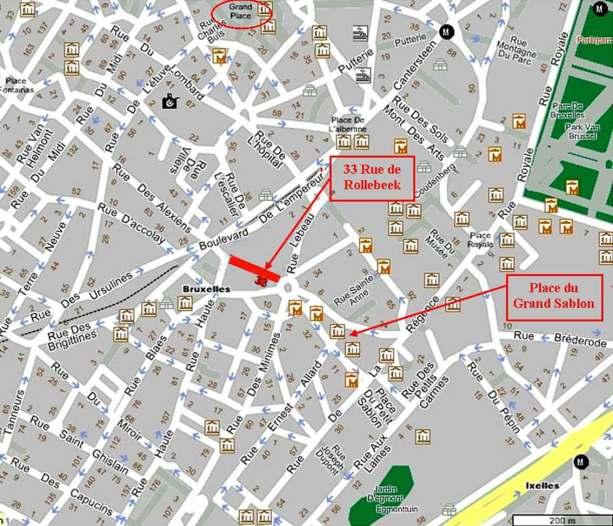 Rue de Rollebeek 33