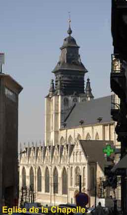 Eglise de la Chapelle-SABLON 2009