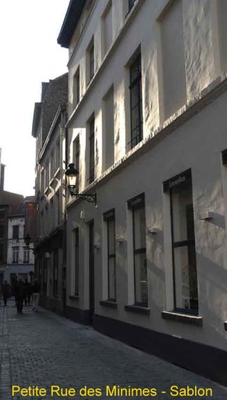 Petite Rue des Minimes - SABLON 2009