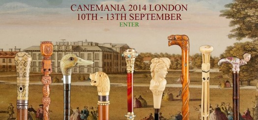 canemania 2014, canne, cannes de collection, walking stick, cane,