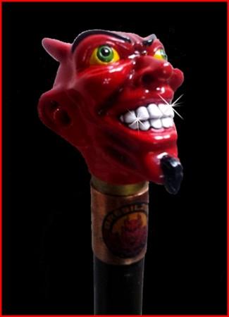 canne, diables, diables rouges, Brazil,