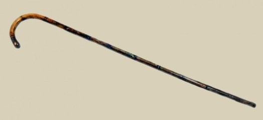 cannes; virginia woolf; walking stick; cane; musée;