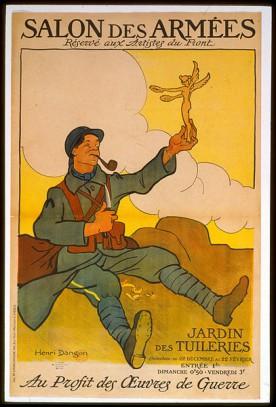 WW1,1WW,guerre,14 18,1914,bâton,canne,tranchée,trench,poilu,art populaire,artisanat des tranchées,trench art,affiche,