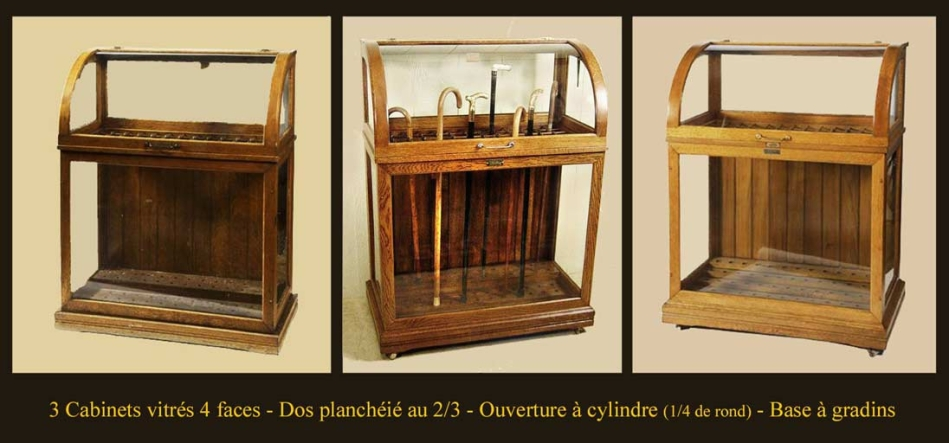 cannes,cannes de collection,présentoir,cabinet,meuble,magasin,