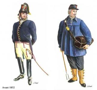 canne, cane, walking stick, facteur, Belgique, postman, outils, accessoire, tradition, 1900,